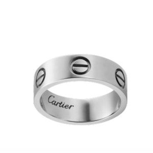 Cartier Love Ring 18K Ringx Size 9 188839